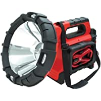 Mobile Power 4035 Code ResQ 1050 Lumen Searchlight with LED Area Lights and Vehicle Jumpstart System