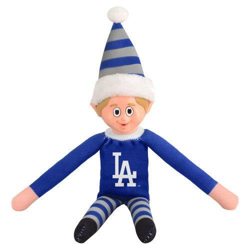 Los Angeles Dodgers Mlb Slippers (MLB Los Angeles Dodgers Team Elf)