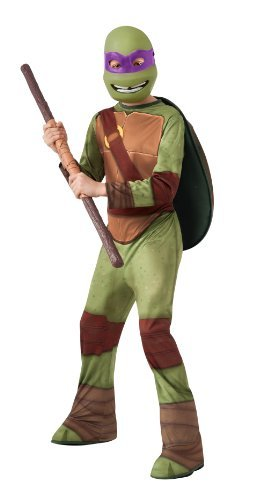 Teenage Mutant Ninja Turtles Donatello Costume, Large