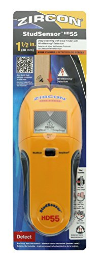 Zircon StudSensor HD55 Stud Finder