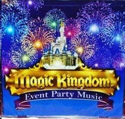 Disney World Magic Kingdom Event Party CD -