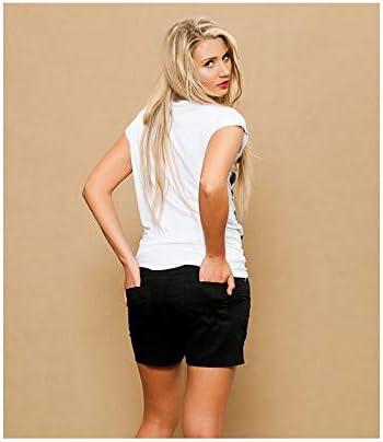 pantaloncini corti con fascia addominale per lestate Nitis