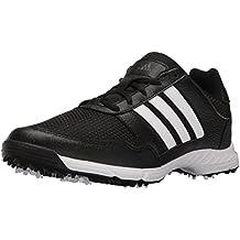 Adidas Men's Tech Response Cblack/Ftww Golf Shoe