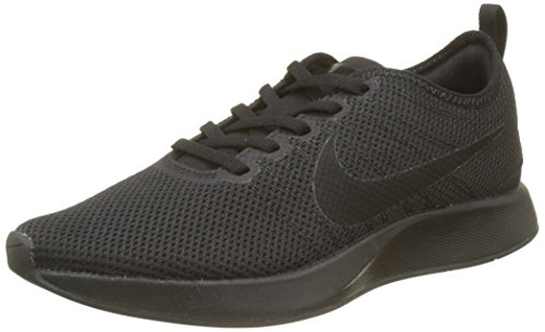 Nike Dualtone Racer, Chaussures de Gymnastique Homme, Blau, 40 EU Noir (Black Black Black 006)