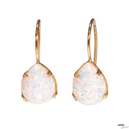 Expert choice for handmade opal earrings