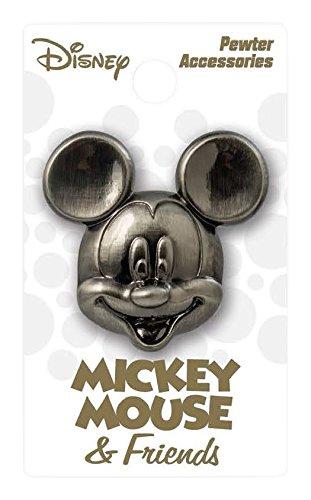 Disney Mickey Deluxe Pewter Lapel Pin