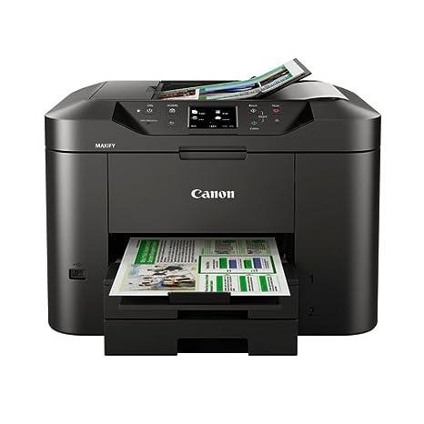 Canon MAXIFY MB2350 - Impresora multifunción, Negro: Amazon.es ...