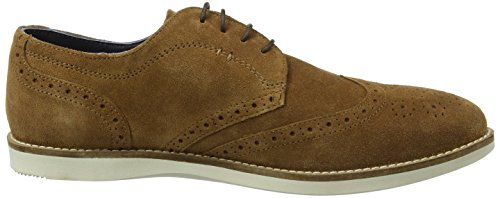 Suede Uomo Brouge Tirley Tan Stringate Red Tape 202 Scarpe Marrone qw4OTU6