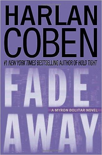 Amazon Fr Fade Away Harlan Coben Livres