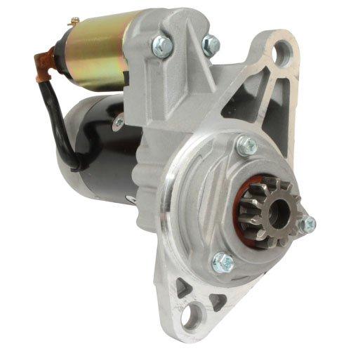 DB Electrical SHI0202 Starter (24V ISUZU NKR NPR TRUCK 4HF1 4HG1 4HJ1 ENGINE 8970958112) by DB Electrical