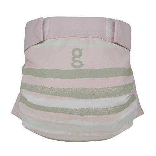gDiapers Gee I Love the Sea Pink gPants, Large