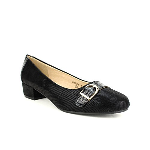Femme Noir Escarpins Noires Chaussures Metl Écailles Écailles Écailles Cendriyon Shoes ee59aa