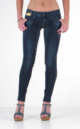 para Meltin'Pot Mujer Jeans Legging Vaquero Azul MARYON Fit ECAnqTO