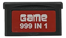 999 in 1 GBA FC Compact Games Game Cart Video Game Multi Cartridge Super Games