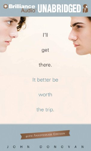 I'll Get There. It Better Be Worth the Trip.
