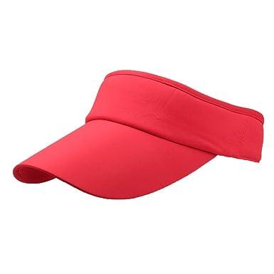 100% de qualité meilleur grossiste où acheter EUCoo Visières de Soleil pour Les Femmes et Les Filles,Casquette  Pare-Soleil Sport Vide Chapeau de Soleil utdoors Chapeaux de Soleil Anti-UV