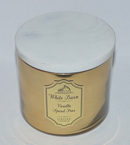 White Barn 3 Wick Candle Vanilla Spiced Pear by White Barn (Image #1)