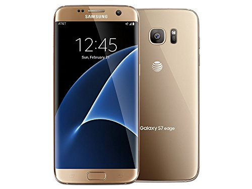 Samsung Galaxy S7 Edge G935A 32GB Unlocked - Gold Platinum