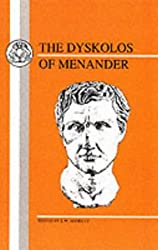 Menander: Dyskolos (BCP Greek Texts)