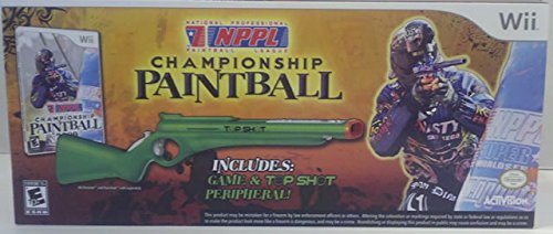 Wii NPPL Championship Paintball