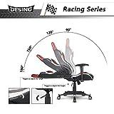DESINO Gaming Chair Racing Style Ergonomic Swivel