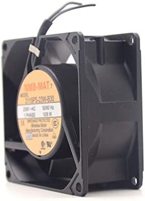 For NMB 3115PS-23W-B30 8038 230V 8cm chassis case cooling fan 808038mm