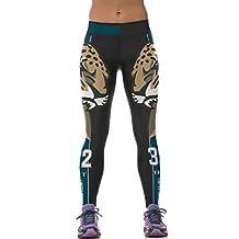 GuPoBoU168 Women's Hot Sale Cougar Jaguar Tiger Leopard Stretch Leggings