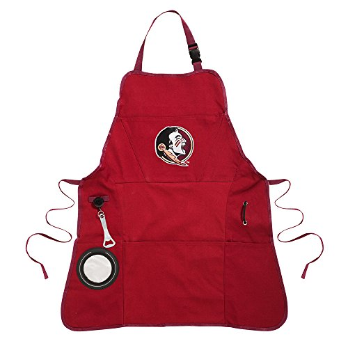 Team Sports America Florida State Seminoles Grilling Apron ()