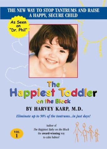 Price comparison product image The Happiest Toddler on the Block, Vol. 1 [VHS]