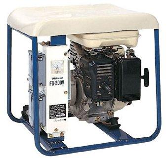 高周波エンジンゼネレーター FG-200V B01BKD8ORQ