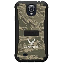 Trident Cyclops Case for Samsung Galaxy S4 - Retail Packaging - US Air Force Camo