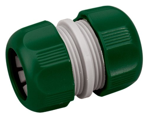 Draper 89383 1/2-inch Garden Hose Repair Connector - Green