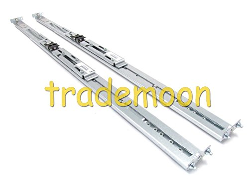 HP 252231-001 HP / Compaq ProLiant DL360 G2/G3 Fixed Rack Rail Kit