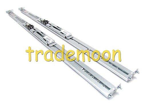 001 Compaq Rack - HP 252231-001 HP / Compaq ProLiant DL360 G2/G3 Fixed Rack Rail Kit