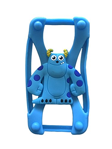 monster inc silicone case - 5