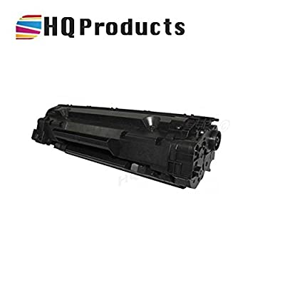 HQ Products Compatible Replacement HP 78X (CE278X) High Yield Black Toner Cartridge for use in HP LaserJet P1566, P1606, P1606DN Series Printers.