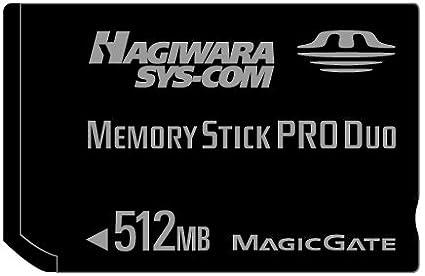 NEW DRIVERS: HAGIWARA MEMORY STICK