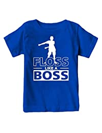 Kusteez Kids, Youth Tee Floss Like a Boss Fortnite Parody