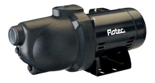 Flotec FP4012-10 1/2 HP Shallow Well Pump Jet by Flotec