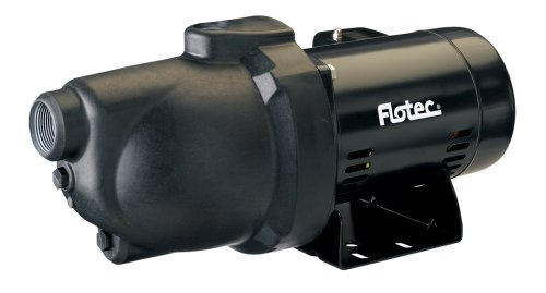 Flotec FP4012-10 1/2 HP Shallow Well Pump Jet -