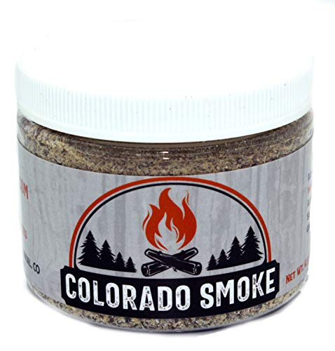 Colorado Smoke Gourmet Grilling spice and BBQ Seasoning - The great smoky flavor of wood in a bottle ()