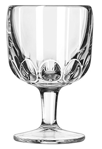 Libbey Hoffman House Goblet (5212), 12oz - Set of 4 by Libbey