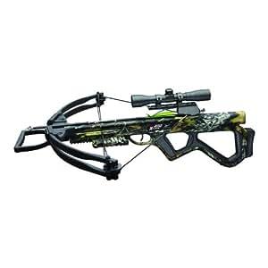 Carbon Express Xforce 400 Crossbow Kit (175-Pounds, Camo)