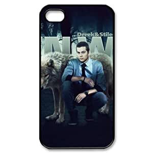 Teen Wolf Custom Back Cover Case for iPhone 4 4S