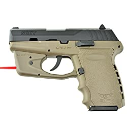 LaserLyte Laser Sight Trainer for SCCY CPX 1 2 LASER DOT for fast aim.