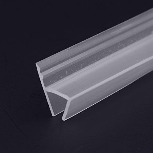 Bathroom Glass Door Rubber: Glass Shower Door Seal, Frameless Glass Door Gasket Shower