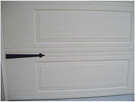Garage Door Deluxe Decorative Hardware Kit Includes Screws Hinges /& Handles