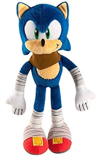 Sonic Boom Small Plush - Sonic by TOMY