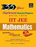 35 Years' Chapterwise Solved Papers (2013-1979) IIT JEE Mathematics (Old Edition)