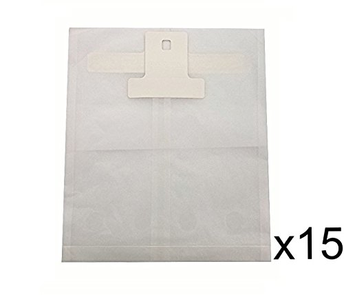 (15 Replacement Rocket Grill Parchment Refill Pouches RP36 for Sunbeam)